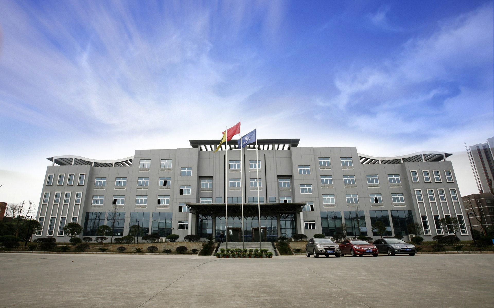 Chongqing Hongyu Friction Products Company